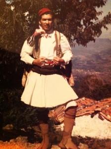 16 year old Katsos Klephtic Clan