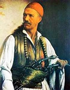 Dimitrios Makris a Greek klepht chief of the 19th century