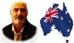 Peter Adamis Australia Day icon
